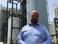 Biomca Química es la primera industria que opera en la Zona Franca