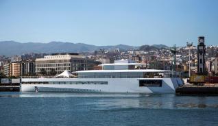 LA NUEVA BASE DE PALUMBO SHIPYARD SE INSTALA EN LA ZONA FRANCA DE TENERIFE